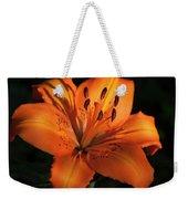 Sunkissed Lily Weekender Tote Bag