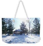 Sunlight In Winter Weekender Tote Bag