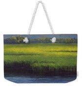 Sunlight On The Marsh Weekender Tote Bag