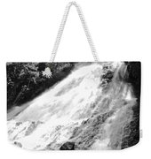 Sunlight Over The Falls Weekender Tote Bag
