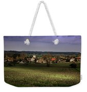 Sunlight Over The Loire Valley Weekender Tote Bag