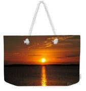 Sunlight Path Weekender Tote Bag