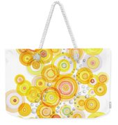 Sunlight Ripples Weekender Tote Bag