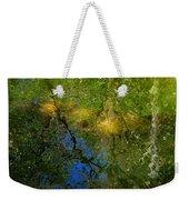 Sunlight Through Trees Weekender Tote Bag