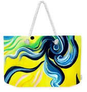 Sunlight, To Erase The Negative Energy Weekender Tote Bag