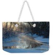 Sunlit Creek  Weekender Tote Bag