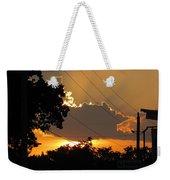 Sunlit Heaven's Weekender Tote Bag