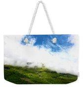 Sunlit Hillside Weekender Tote Bag