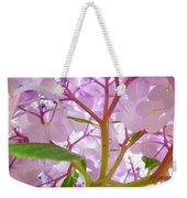 Sunlit Hydrangea Flowers Garden Art Prints Baslee Troutman Weekender Tote Bag