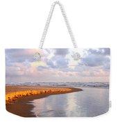 Sunlit Shores Weekender Tote Bag