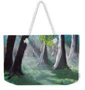 Sunlit Woods Weekender Tote Bag