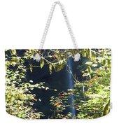 Sunlite Silver Falls Weekender Tote Bag