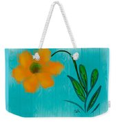 Sunny And Hot Weekender Tote Bag