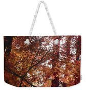 Sunny Autumn Day Poster Weekender Tote Bag