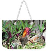 Sunny Cock Weekender Tote Bag