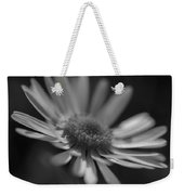 Sunny Daisy Black And White 2 Weekender Tote Bag