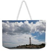 Sunny Day At Marblehead Lighthouse Weekender Tote Bag