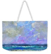 Sunny Day At The Sea Weekender Tote Bag