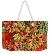 Sunny Day Yellow Daisies  Weekender Tote Bag