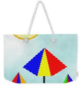 Sunny Days At The Beach Weekender Tote Bag