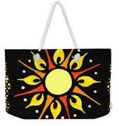 Sunny Delight Weekender Tote Bag