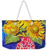 Sunny Disposition Weekender Tote Bag
