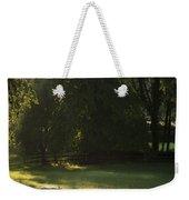 Sunny Evening Weekender Tote Bag