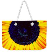 Sunny Flower Weekender Tote Bag