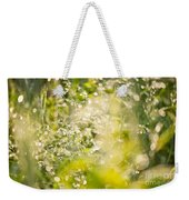 Sunny Grass After The Rain Weekender Tote Bag