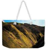 Sunny Hills Weekender Tote Bag