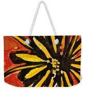 Sunny Hues Watercolor Weekender Tote Bag