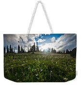 Sunny Meadows  Weekender Tote Bag