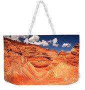 Sunny Northern Arizona Landscape Weekender Tote Bag