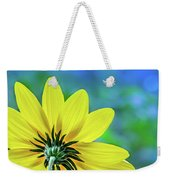 Sunny Outlook Weekender Tote Bag