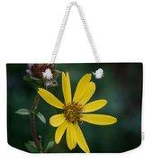 Sunny Petals Weekender Tote Bag