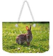 Sunny Bunny Weekender Tote Bag