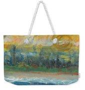 Sunny Side Beach Weekender Tote Bag