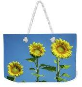 Sunny Skies Weekender Tote Bag