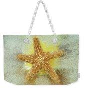 Sunny Star Weekender Tote Bag