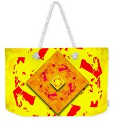 Sunny Thoughts Weekender Tote Bag