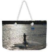 Sunny Waves Weekender Tote Bag
