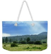 Sunray With Rain Weekender Tote Bag