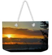 Sunrays And Clouds Weekender Tote Bag