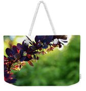 Sunrays With Blooms Weekender Tote Bag