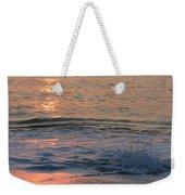 Sunrise 1 Weekender Tote Bag