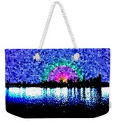 Sunrise And The City Weekender Tote Bag