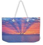 Sunrise At Atlantic Beach Weekender Tote Bag