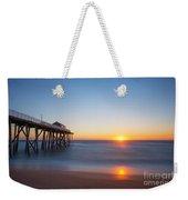 Sunrise At Belmar New Jersey Weekender Tote Bag