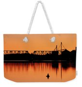 Sunrise At Burbank Weekender Tote Bag