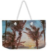 Sunrise At Cattlewash 3 Weekender Tote Bag